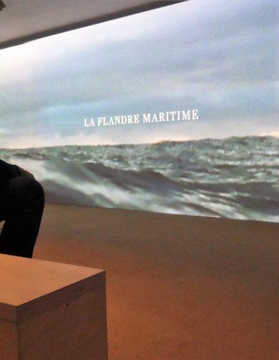 Ecoutez, ici c'est la mer du Nord qui vous parle, et c'est passionnant !...