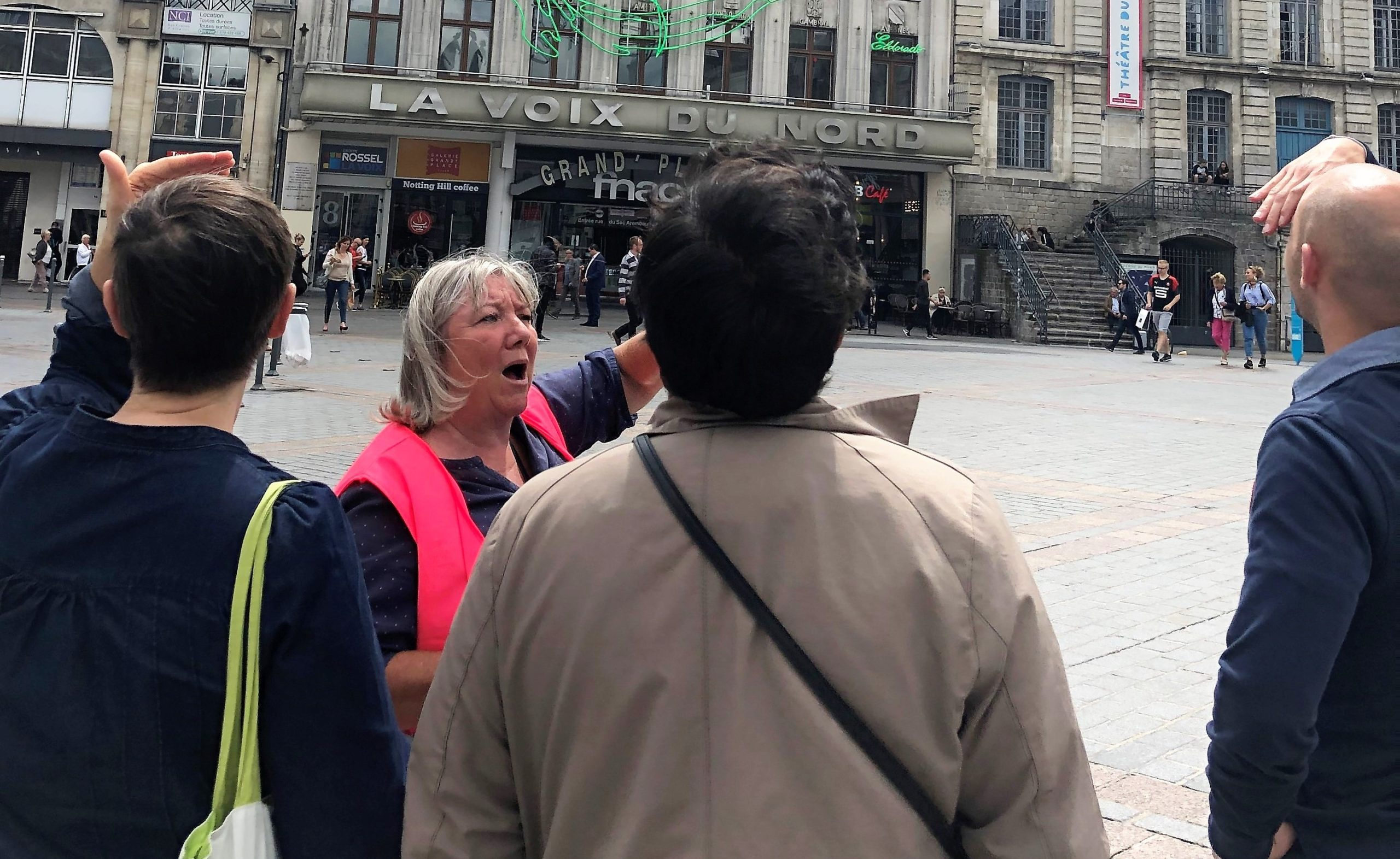 visite guidée Lolle - de la Grand'Place à la Cathédrale