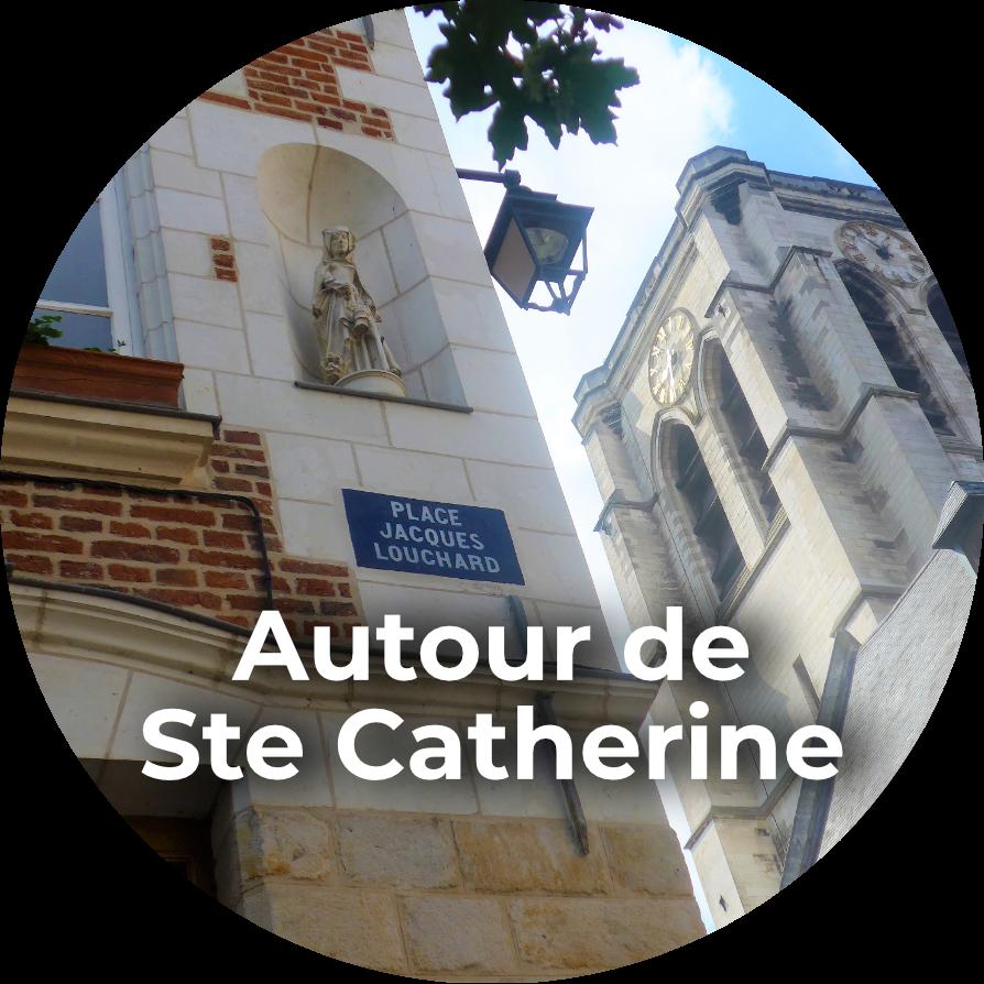 visite guidée Lille - Autour de Ste Catherine