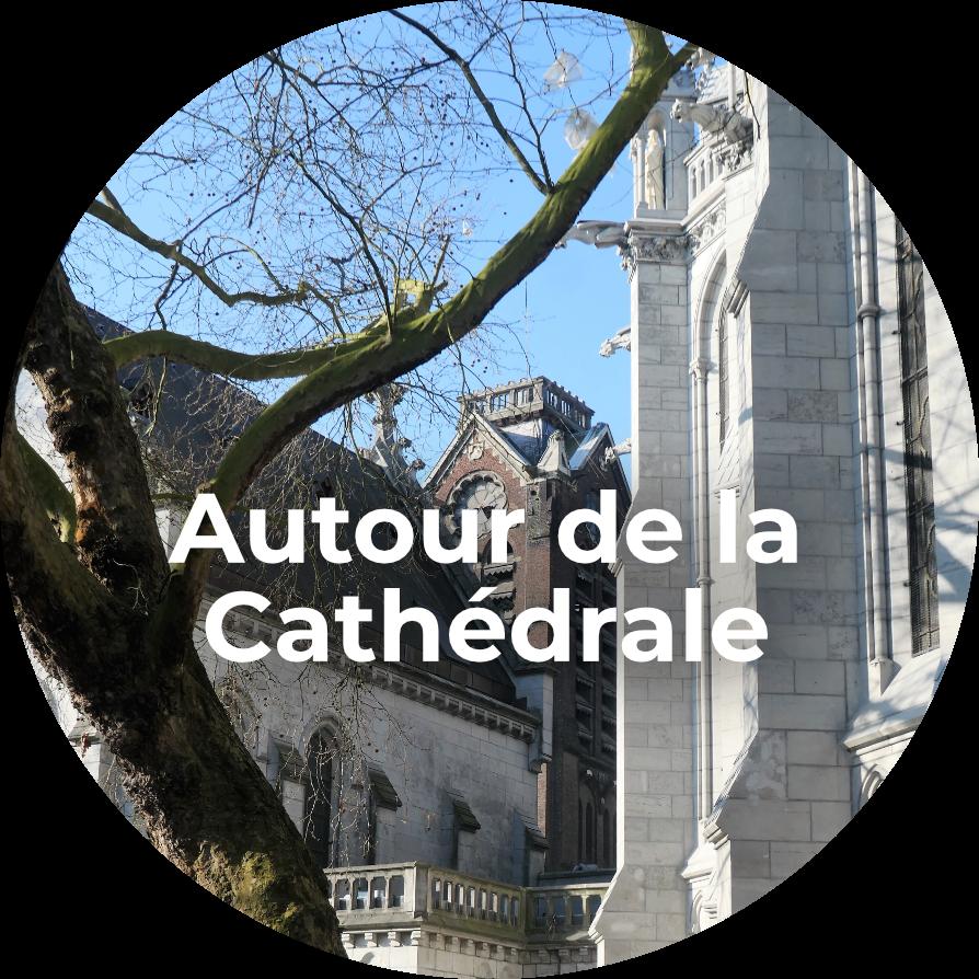 visite guidée Lille - Autour de la Cathédrale