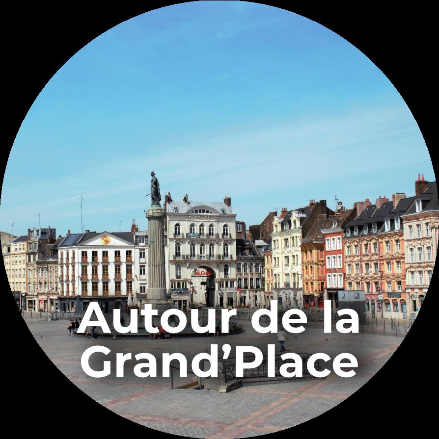 visite guidée Lille - Autour de la Grand'Place