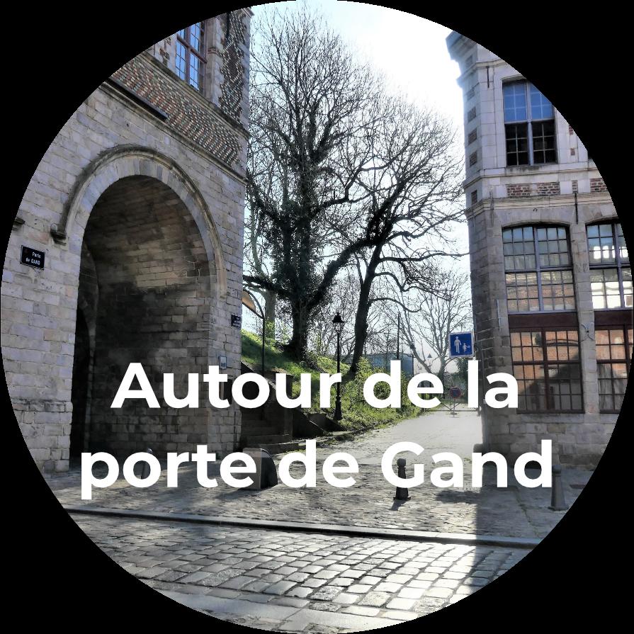 visite guidée Lille - Autour de la porte de Gand