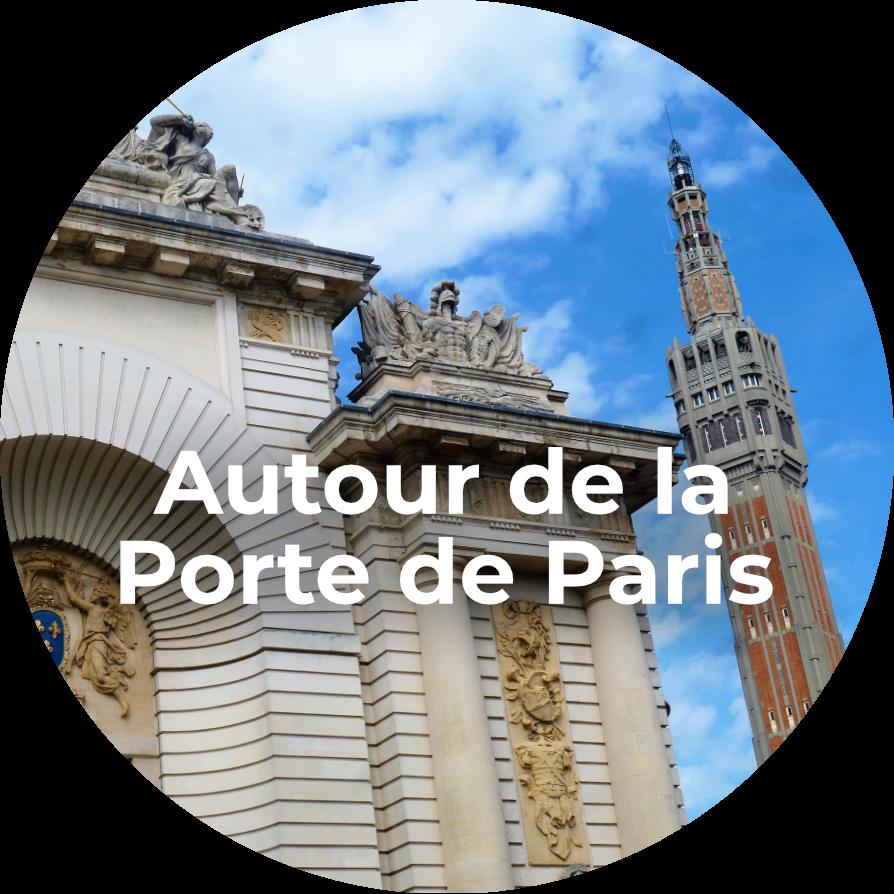 visite guidée Lille - Autour de la porte de Paris