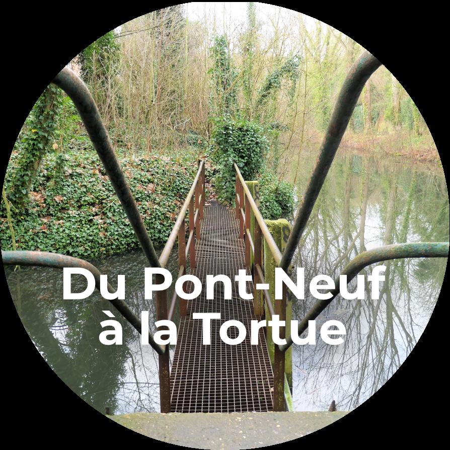 visite guidée Lille - Du Pont-neuf à la Tortue