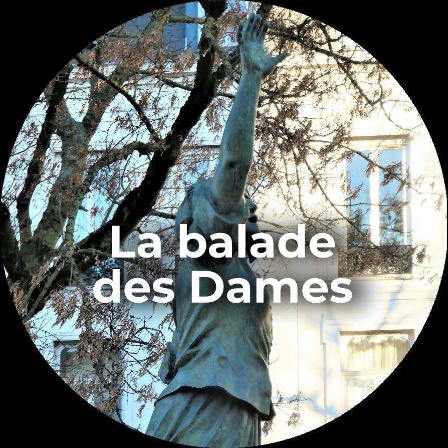 visite guidée Lille - La balade des Dames