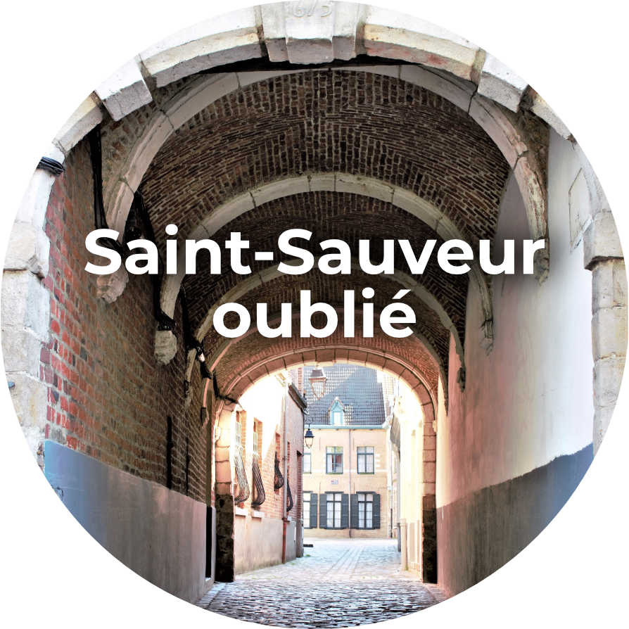visite guidée Lille - Saint-Sauveur oublié
